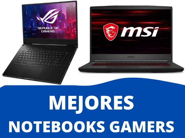 Mejores Notebooks Gamers Argentina