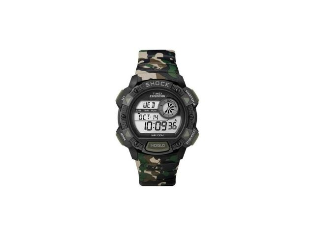 Timex Expedition Shock